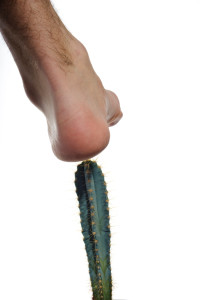 iStock heel pain