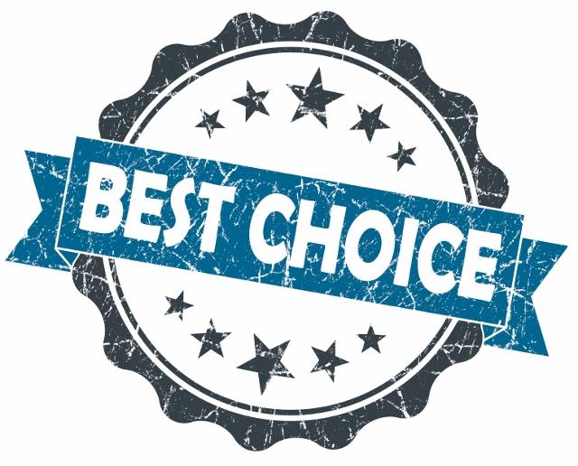 1st Place Reader's Choice Award
