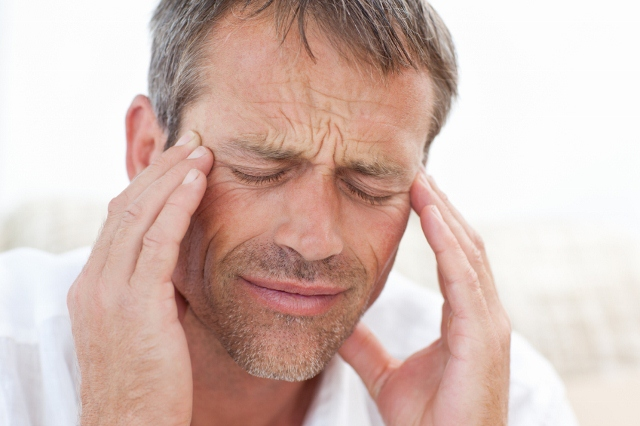 What causes tension headaches?